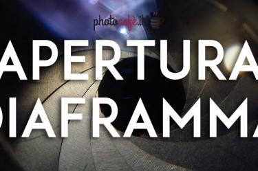 Apertura diaframma e profondità di campo - Photocafè.it