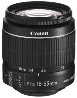 canon zoom standard 18-55