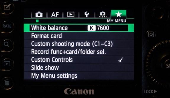 Bilanciamento del bianco Kelvin
