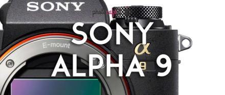 Sony a9: nuova mirrorless professionale dalle prestazioni top