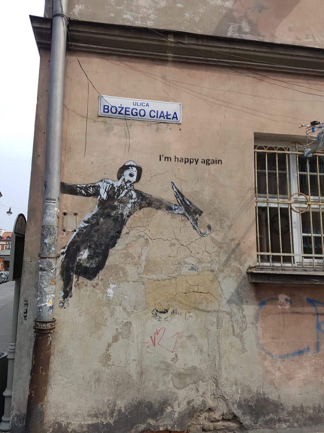 Murale Cracovia