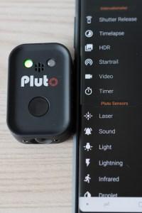 pluto trigger app