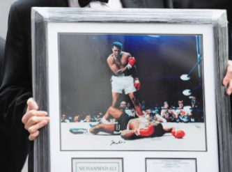Muhammad Ali Neil Leifer