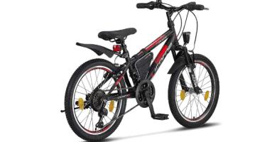 Licorne Bike Premium - Bicicleta de montaña para niña, niño