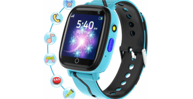 Smartwatch Niños - Relojes Inteligentes Teléfono con Música