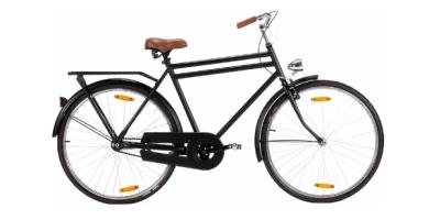 pedkit bicicleta de paseo holandesa
