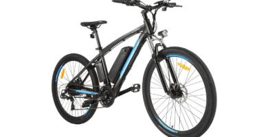 Speedrid Bicicletas eléctricas, de montaña
