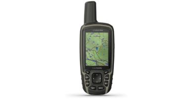 Garmin GPSMAP 64sx rastreador GPS Personal Negro, Verde 8 GB