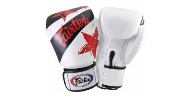 Fairtex Muay Thai - Guantes de boxeo BGV1, edición limitada,