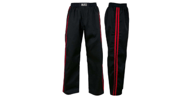Blitz Classic Poly Cotton Full Contact - Pantalones deportivos para hombre