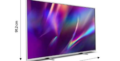 Philips Ambilight 70PUS8505/12 - Televisor Smart TV de 70 Pulgadas