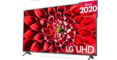 """LG 82UN85006LA - Smart TV 4K UHD 207 cm (82"""") con Inteligencia Artificial"""