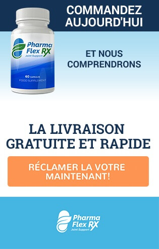 La formule de support articulaire PharmaFlex Rx