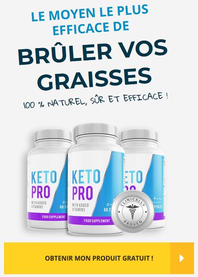 Qui devrait acheter Keto Pro?