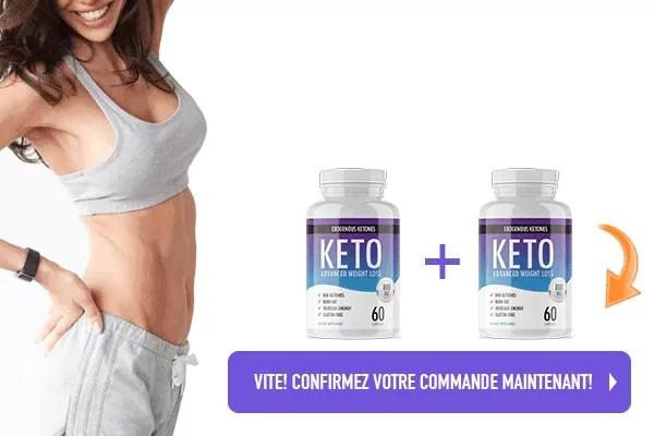 Comment le complément Keto Advanced Weight Loss accompagne-t-il vos efforts de régime ?