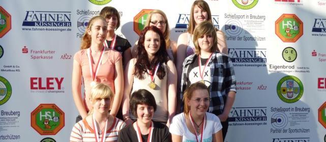 Svenja Hessenmeisterschaft