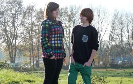 Svenja und Chris