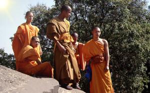Vientiane Buddha Garten