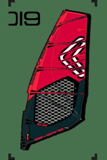 Severne Blade 2019 punainen