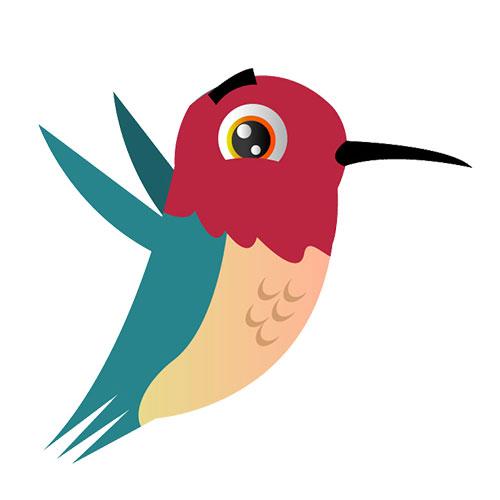 soñar con colibri