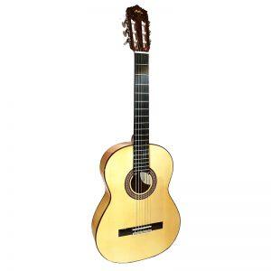 guitarra flamenca de Abeto macizo