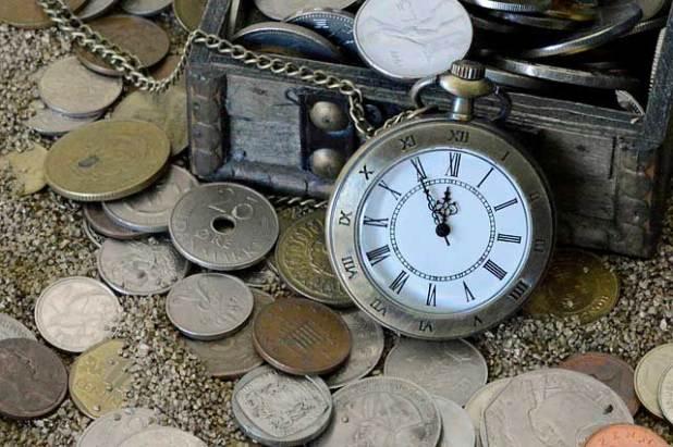 Soñar con un reloj de mano