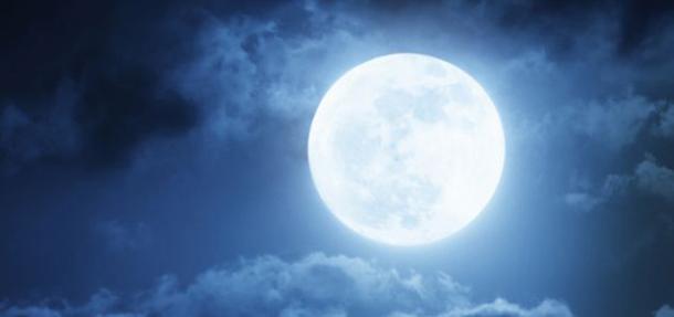 Soñar con la luna