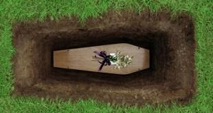 Soñar con un entierro o funeral