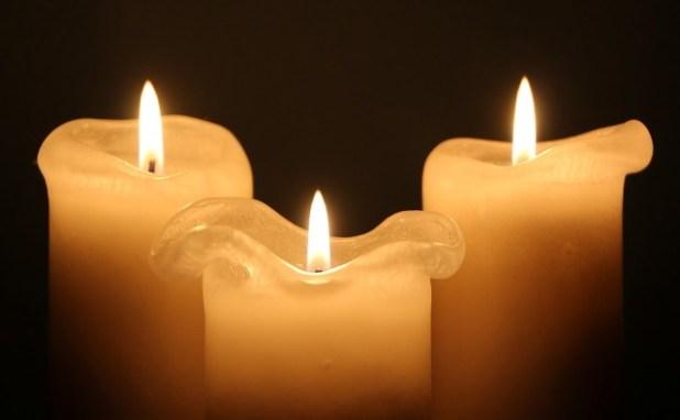 Consagración de una vela antes del ritual