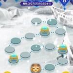 ツムツム3月「アナと雪の女王イベント」カード8枚目のミッション内容とおすすめの攻略ツム