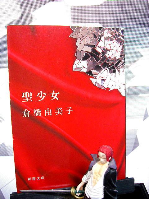 聖少女」(倉橋由美子) | ラバン船長のブックセイリング