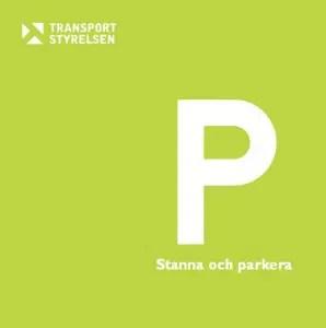 Stanna och parkera