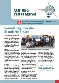Vestas Infoblatt Oktober 2012 Travemünde