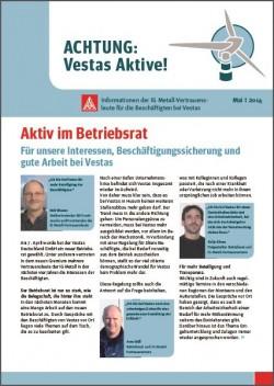 Vestas Infoblatt Mai 2014