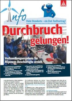 REpower Infoblatt März 2013