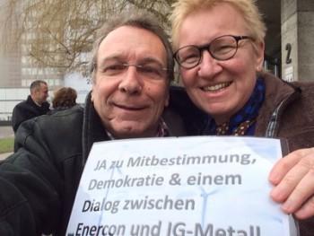 Klaus Ernst und Jutta Krellmann, Mitglieder des Deutschen Bundestages