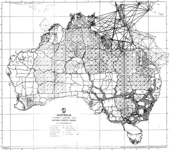 HIRAN: an electo-distance measuring system similar to