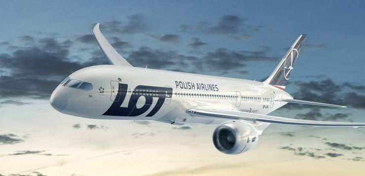 Lot polsih airlines