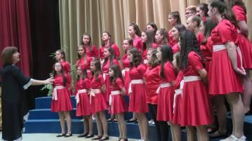 """Хор """"Орфей"""" с концерт на черешова задушница в желязната църква в Истанбул"""