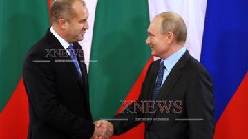 Путин: Отношенията между Москва и София се възстановяват