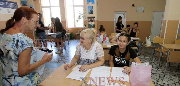 Седмокласниците се записват в гимназиите след първо класиране