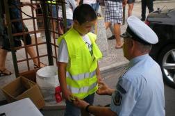 """Полицията в Хасково продължава инициативата """"Безопасно лято"""""""