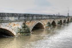 Полицай спаси давеща се жена от водите на Марица