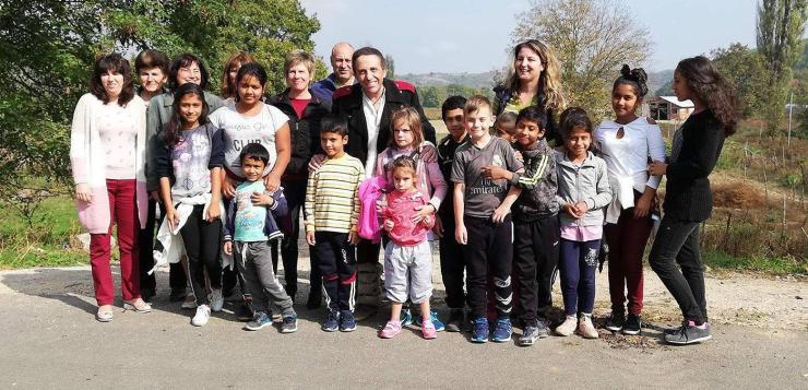 Училището в село Свирачи със статут на иновативно