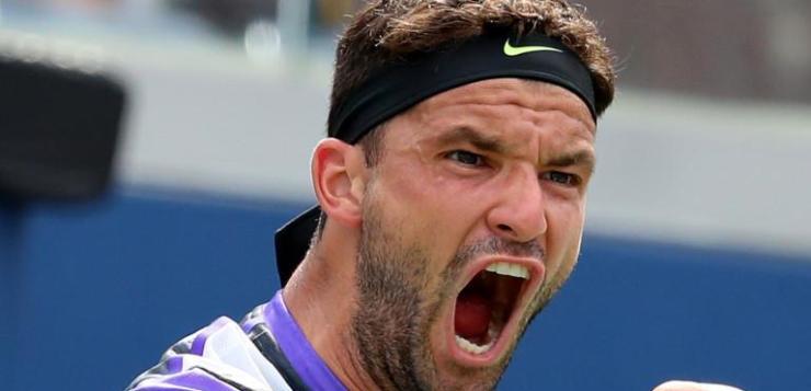 Мач за историята! Григор Димитров развенча Роджър Федерер и е на 1/2-финал на US Open