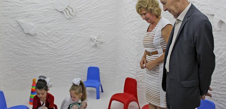 Откриха първата солна стая в Хасково