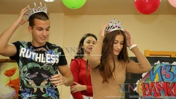 Теодора и Георги са принц и принцеса, обявиха и темата на карнавала