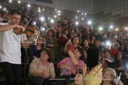 Васко Василев докосна сърцата на публиката с Фламенко (ВИДЕО)