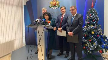 От 1 януари България получава природен газ от друга входна точка