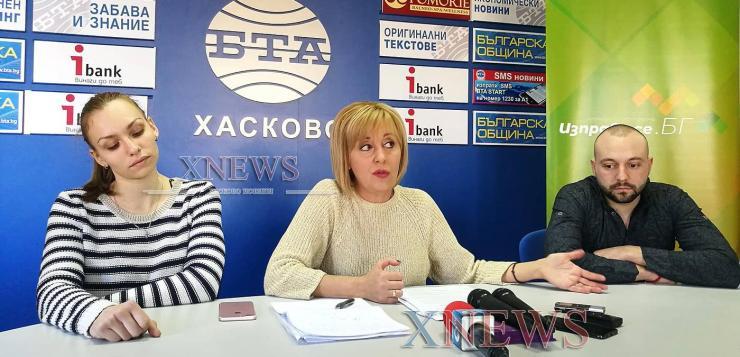 Мая Манолова: Водната криза се разраства, кметът на Хасково да информира гражданите (ВИДЕО)